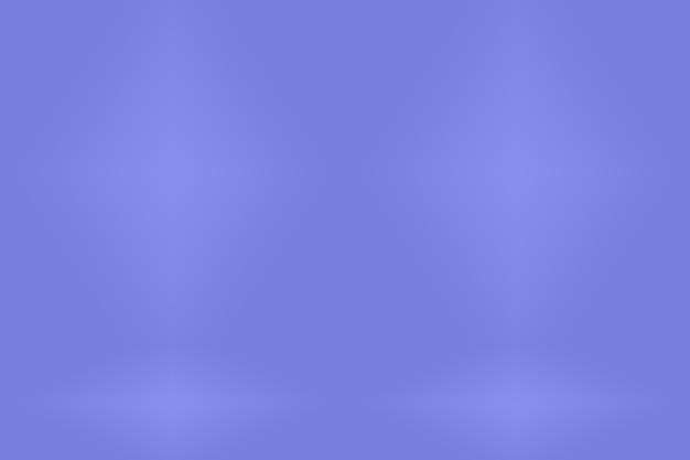 스튜디오 배경 개념-추상 빈 빛 그라데이션 보라색 배경. 프리미엄 사진