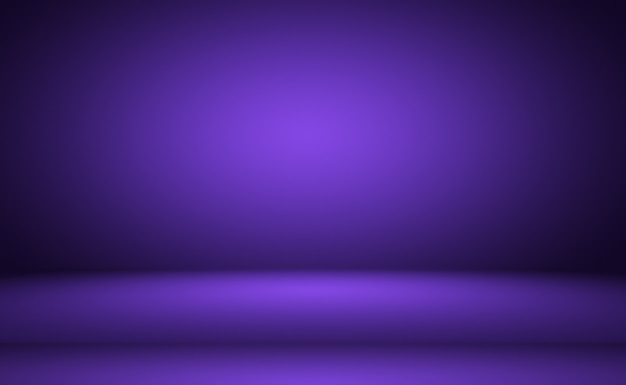 スタジオ背景コンセプト抽象的な空の光のグラデーション紫色のスタジオルームの背景製品p .. ..