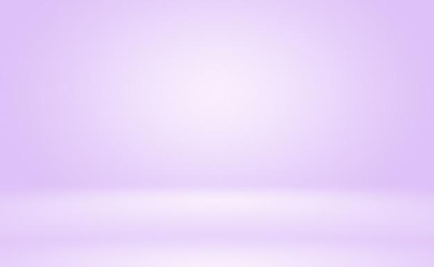 스튜디오 배경 개념 - 제품에 대한 추상 빈 빛 그라데이션 보라색 스튜디오 룸 배경. 일반 스튜디오 배경입니다. 무료 사진