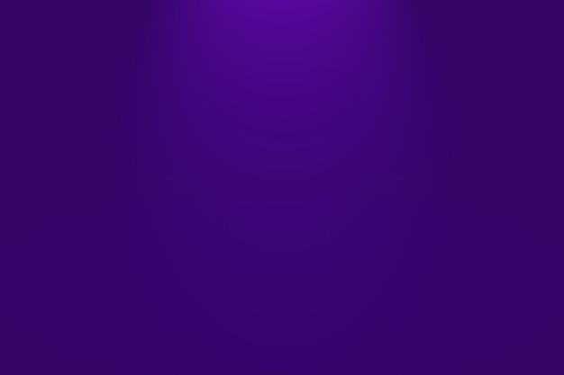 스튜디오 배경 개념-추상 빈 빛 그라데이션 보라색 스튜디오 룸 배경.