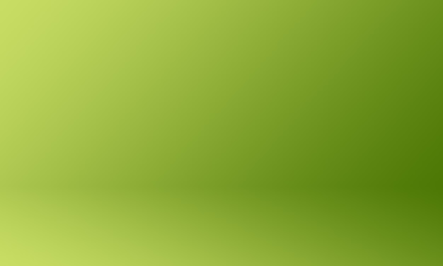 Студия фон зеленый градиент