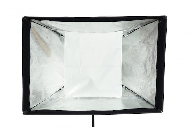 Studio lighting isolated