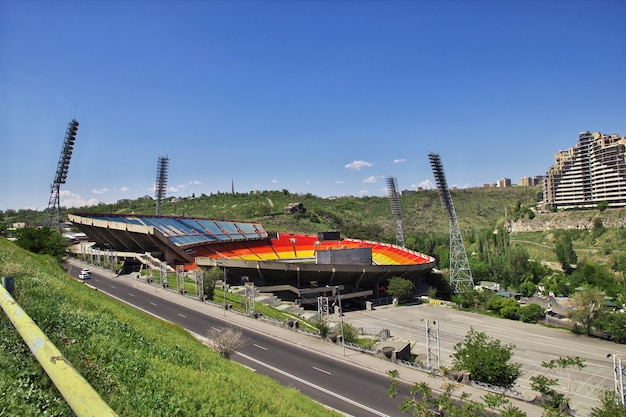 The studium in yerevan, armenia