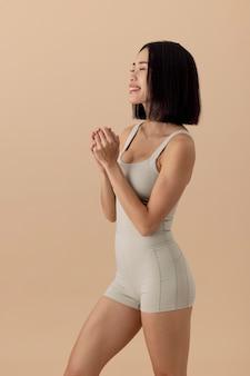 Потрясающий азиатский женский портрет