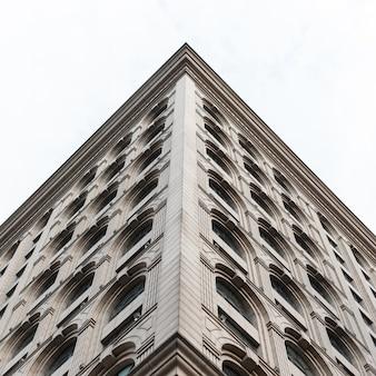 Стильный фасад красивое здание
