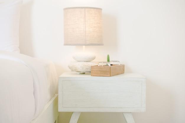 Новый стильный освещение светлая спальня