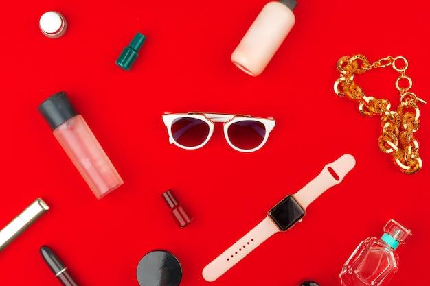 Stylish woman accessories
