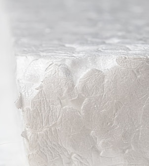 Styrofoam board texture