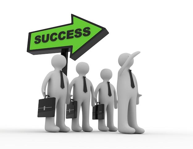 Концепция успеха