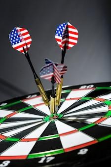 Success hitting target