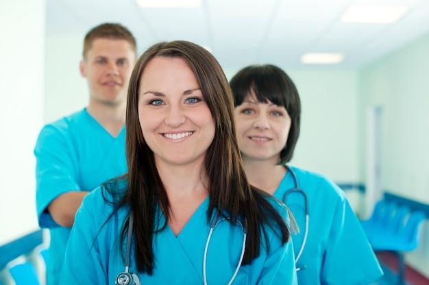 성공적인 의료 팀