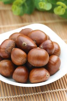 Sugar fried chestnut