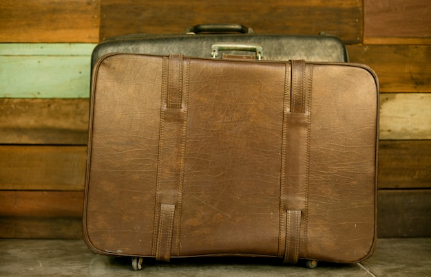 Suitcase antique