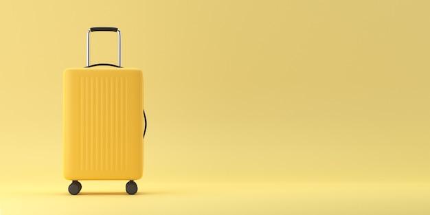 Suitcase travel duffel bag