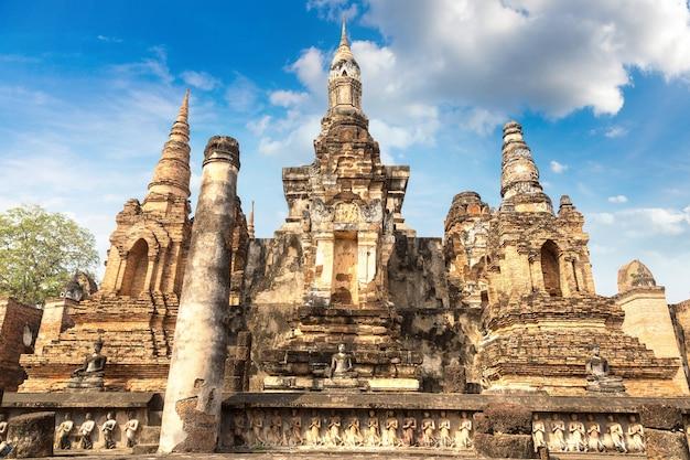 タイのスコータイ歴史公園