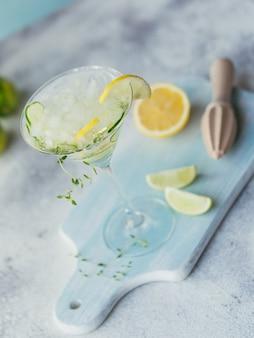 夏のアルコール飲料