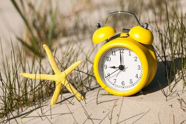 여름 해변 휴가