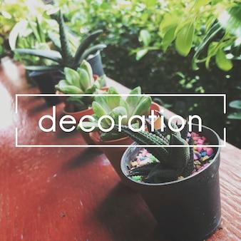 Summer plant ecology botanical concept