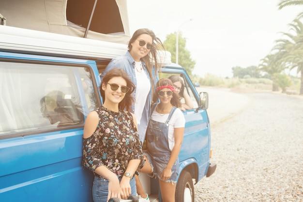Summer road-trip