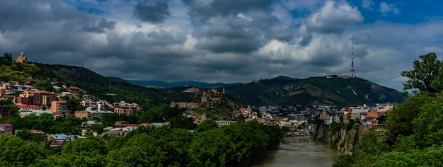 Summer time in tbilisi