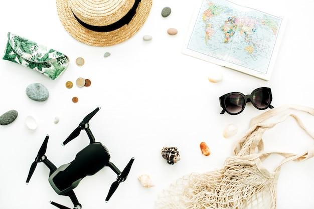여름 여행 컨셉