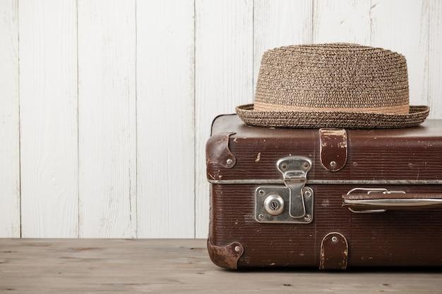 여름 휴가 및 여행 개념