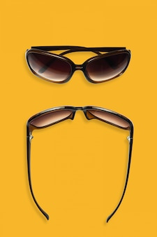 Sun glasses isolated