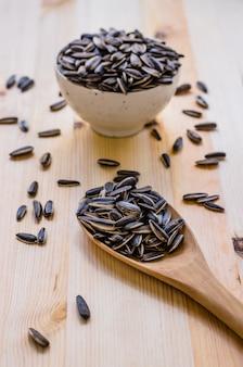 Sunflower seeds snack for break time
