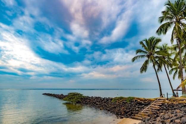 イタパリカビーチの日の出