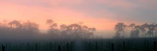 Sunset over cairnie