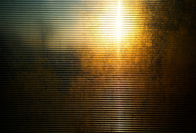 Sunset horizontal lines texture background hd