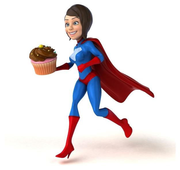 スーパーウーマン