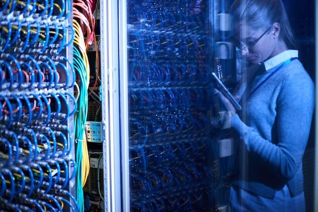 Supercomputer servers