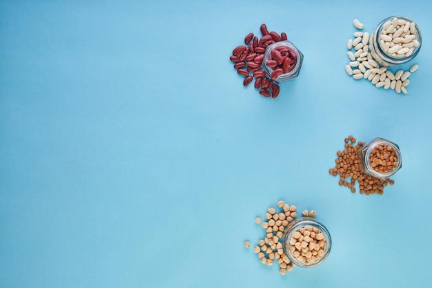 スーパーフード、種子、豆