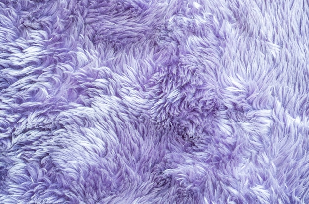 Surface abstract fabric on purple background
