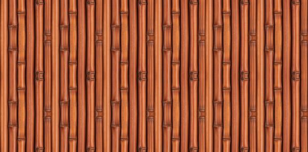 表面とパターンの竹の木の背景。