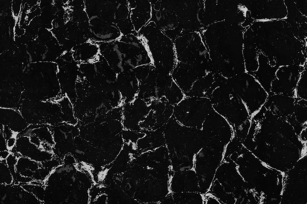 Surface of black marble background.