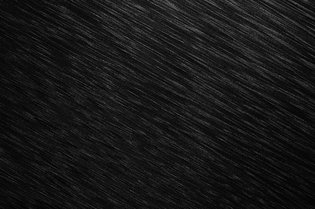 Surface of black pattern metal is a table background.