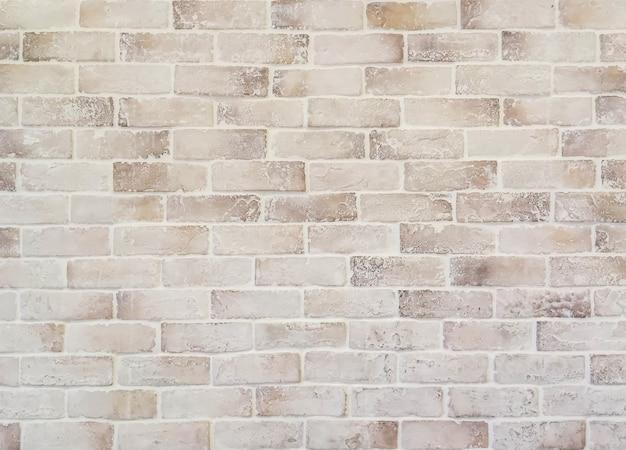 Surface brick on grey background