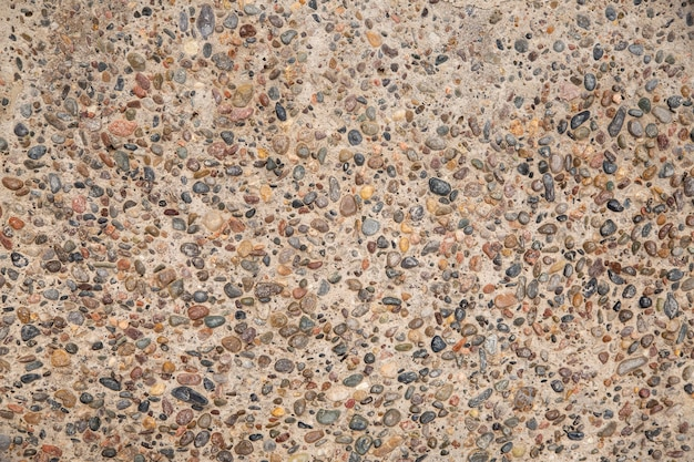 Поверхность мелких камней каменная текстура