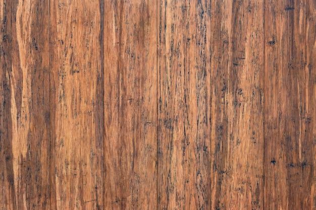 Поверхность бамбукового дерева. текстура коричневого дерева, естественный фон