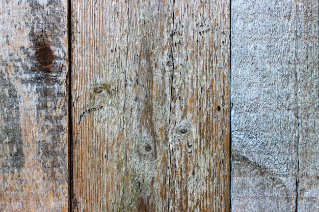 The surface of the planks is close-up