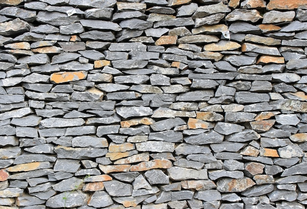 Surface of the stone wall background