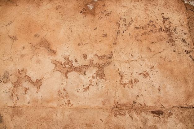 오래 된 시멘트 벽의 표면 질감