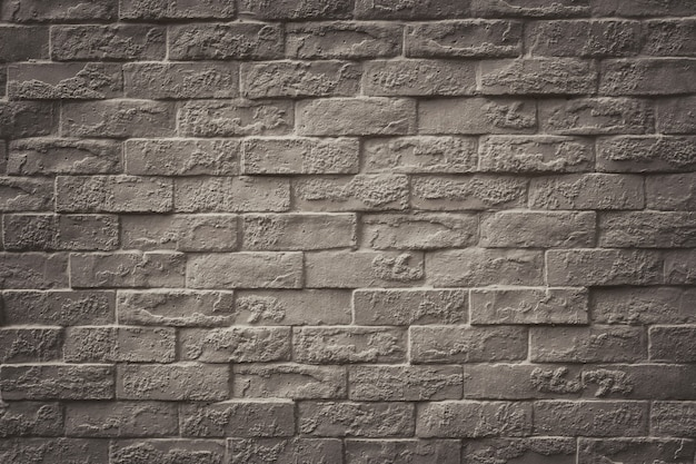 Surface of vintage brick wall background for design in your work texture backdrop concept.