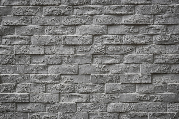 Surface of vintage brick wall background