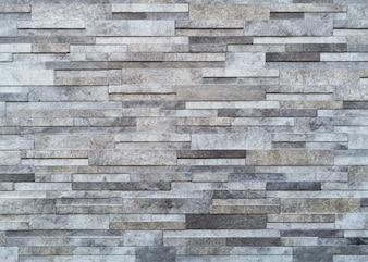 ストーンウォールグレーの色調の表面の白い壁