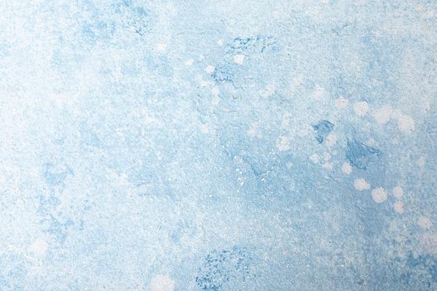抽象的な水彩絵の具で表面