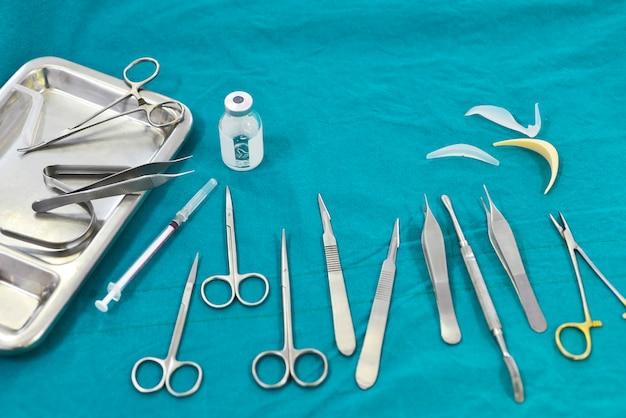 Хирургические инструменты силиконовый носовой имплантат