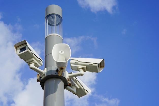 監視カメラ、監視カメラ